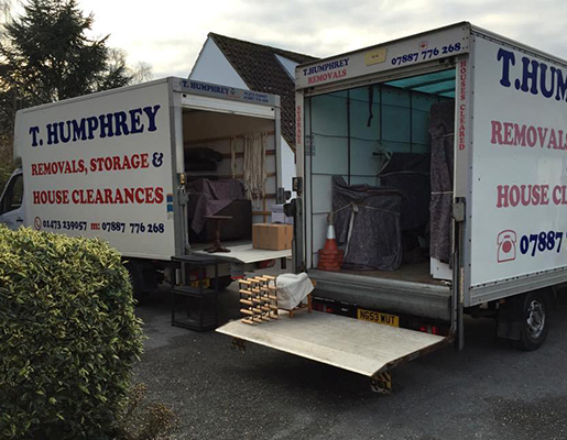 Removals in Ipswich  2