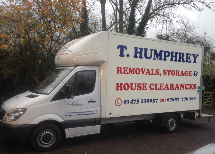photo of team doing Removals Suffolk 7